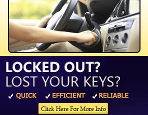 Emergency Car Lockout - Locksmith San Marino, CA